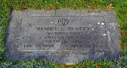 Dewey Lloyd Beatty
