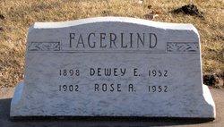 Dewey Edward Fagerlind