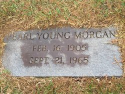 Pearle Ann <i>Young</i> Morgan