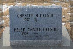 Helen Lydia <i>Castle</i> Nelson