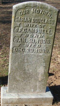 Sarah <i>Douglass</i> Campbell