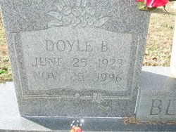 Doyle B. Bellew