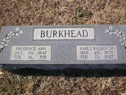 Pvt James Walker Burkhead, Sr