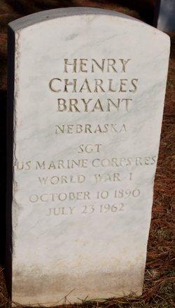 Henry Charles Bryant