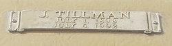 J. Tillman Anderson