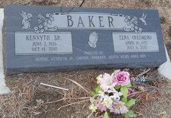 Elna Irene <i>Redmon</i> Baker