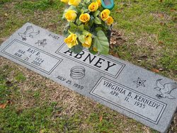 Virginia B <i>Kennedy</i> Abney