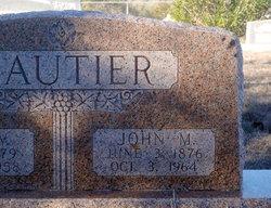 John Monroe Gautier