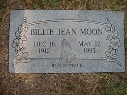Billie Jean <i>Parker</i> Moon