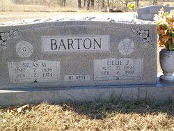 Lillie Jane <i>Hays</i> Barton