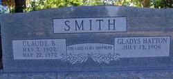 Claude B Smith