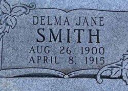 Delma Jane Smith