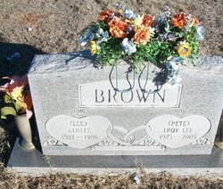 Athlee <i>Lee</i> Brown