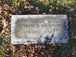 Dr Herbert Dean Clements