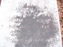 Annie <i>Hearst</i> Alison