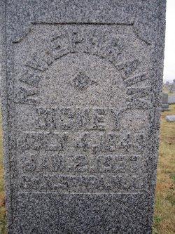 Rev Ephraim Dickey
