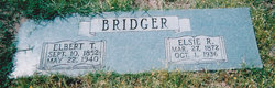 Elsie Rebeckah Ellie <i>Allums</i> Bridger
