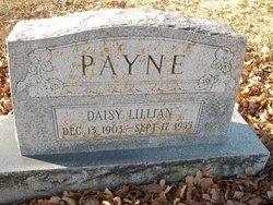 Daisy Lillian <i>Payne</i> Bellieu