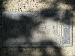 Elsie Alberta <i>Thomas</i> Miller