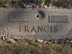 Shirley <i>Graham</i> Francis