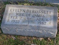 Evelyn DeRossett