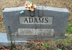 Richard Elmer Dick Adams