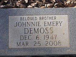 Johnnie Emery DeMoss