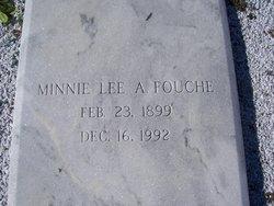 Minnie Lee <i>Anderson</i> Fouche