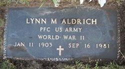 Lynn M Aldrich