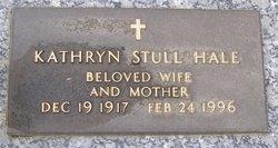 Margurete Kathryn <i>Stull</i> Hale