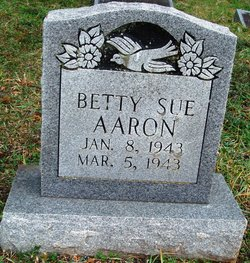 Betty Sue Aaron