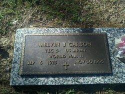 Melvin J Carson