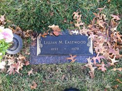 Lillian May <i>Niswonger</i> Eastwood