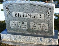 Bennie H. Billinger