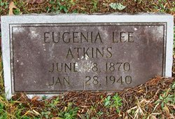Eugenia Lee Atkins