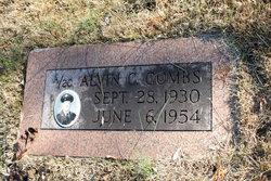 Alvin C. Combs
