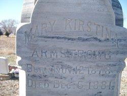 Mary Kristina Armstrong