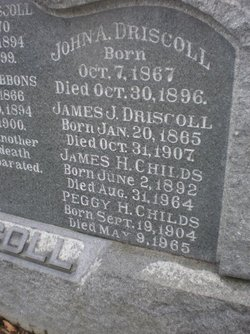 James J Driscoll