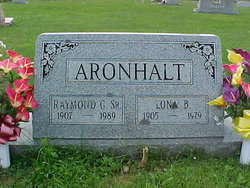 Lona Bell <i>Vance</i> Aronhalt