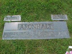 Elsie Elizabeth <i>Otto</i> Aronhalt