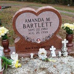 Amanda M Bartlett