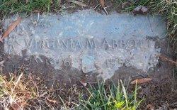 Virginia May Abbott