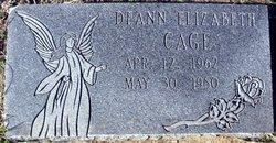Deann Elizabeth Cage