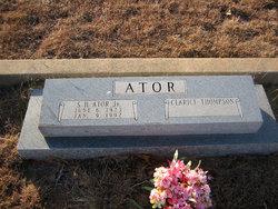 Bertha Clarice <i>Thompson</i> Ator