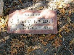 Anna E Wildt