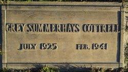 Grey Summerhays Cottrell