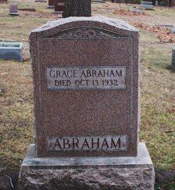 Grace <i>Ferguson</i> Abraham