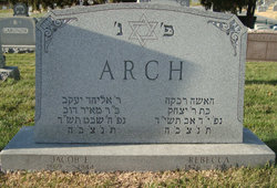 Rebecca Arch