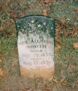 Phil Allurus Bridger