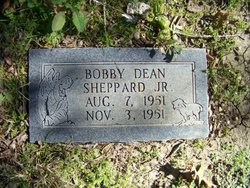 Bobby Dean Sheppard, Jr